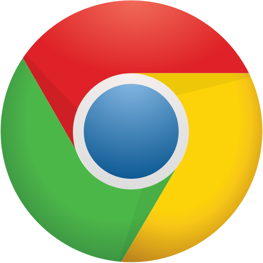image showing the logo of Chrome