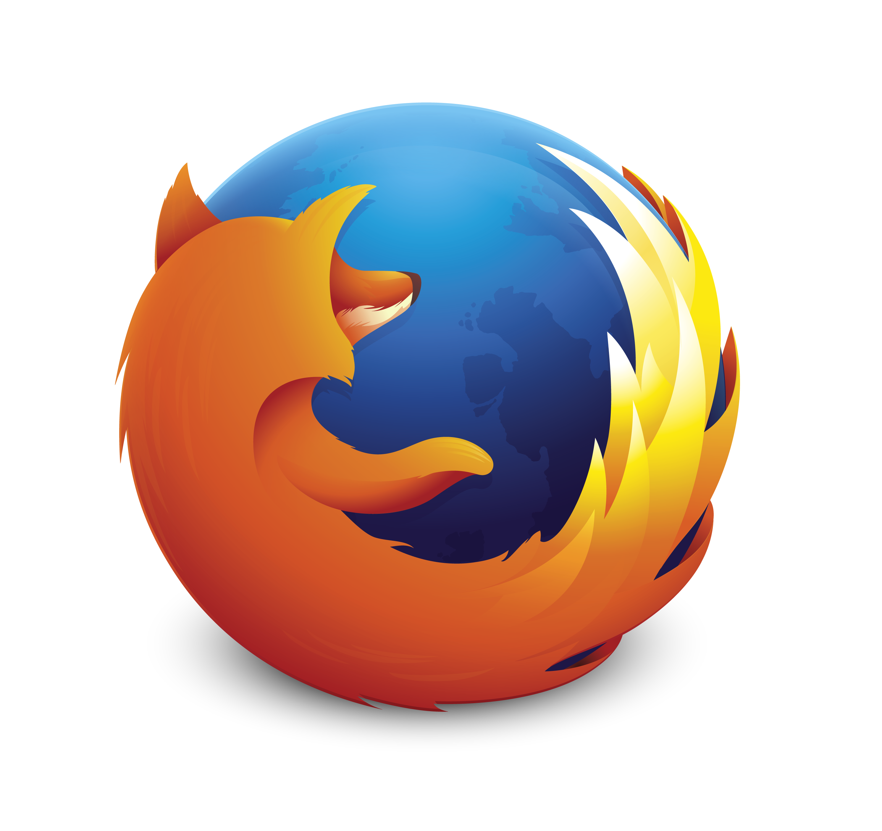 image showing the logo of Firefox