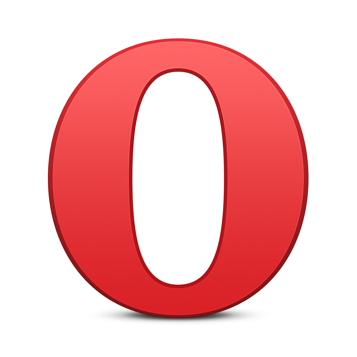 image showing the logo of Opera